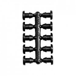 Заглушка для трубы Teco 4,5мм
